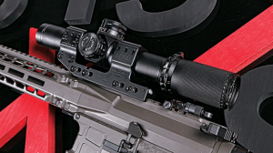 AXTS Weapons Systems MI-T556 Rifle Ballistic scope