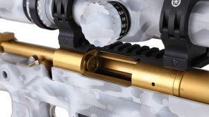 Remington Model 700 Stainless 5R Rifle chamber