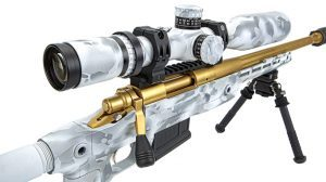 Remington Model 700 Stainless 5R Rifle scope
