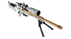 Remington Model 700 Stainless 5R Rifle top
