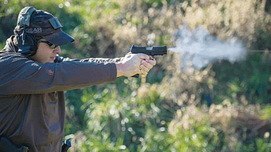 Wilson Combat 9mm Protector Professional Pistol action