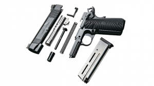 Wilson Combat 9mm Protector Professional Pistol stripped