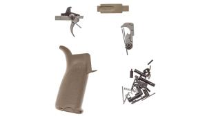 Bravo Company AR-15 Enhanced Lower Parts Kit fde