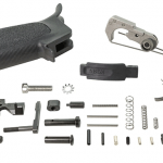 Bravo Company AR-15 Enhanced Lower Parts Kit black