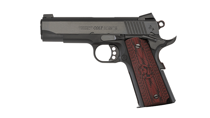 Colt Lightweight Commander Concealed-Carry 1911 Pistol