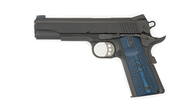 Colt Competition Pistol