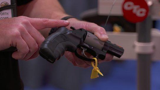 SHOT Show 2016 Crimson Trace LG350 Lasergrips