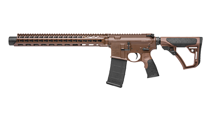 Shot Daniel Defense DDM4ISR