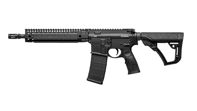 Shot Daniel Defense DDM4V4S