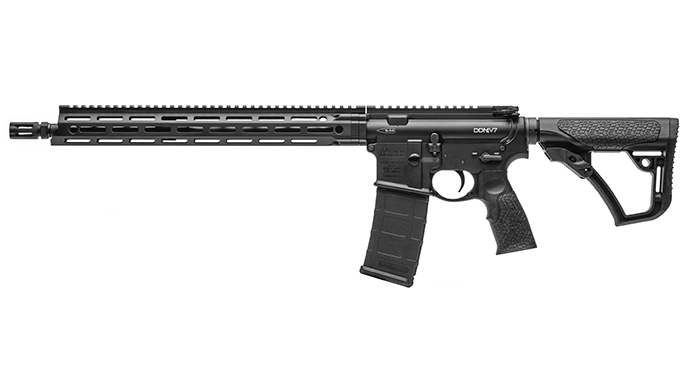 Shot Daniel Defense DDM4V7LW