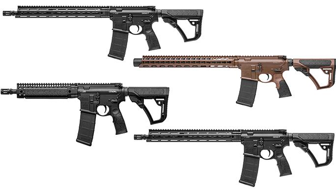 Daniel Defense Unveils 4 New DDM4 Rifles For 2016