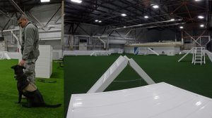 Ellsworth Air Force Base Indoor K-9 Facility