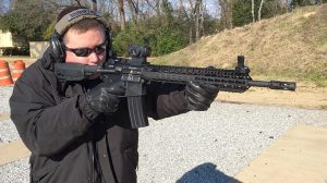 Bravo Company 300 Blackout RECCE KMR-A Carbine video