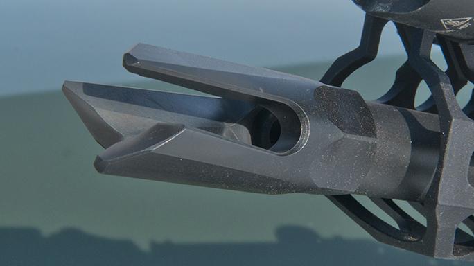 video Seekins Precision SP-15 NOXs Forged Rifle flash hider