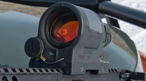 video Seekins Precision SP-15 NOXs Forged Rifle sight