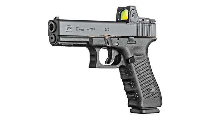 Glock New MVPs G17 Gen4 solo