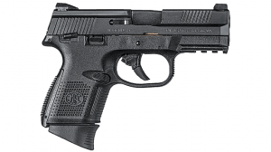 Backup Pistols 2016 FNS-9 Compact