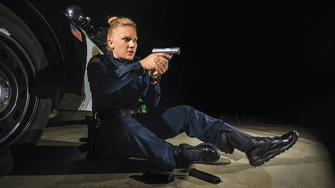 12 Last-Ditch Backup Pistols For Law Enforcement