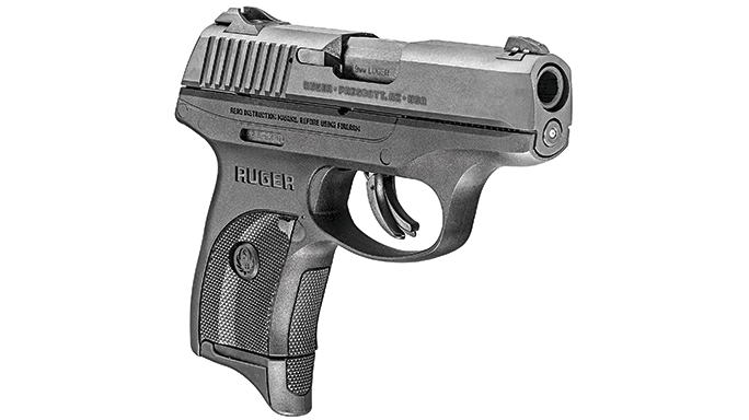 Backup Pistols 2016 Ruger LC9s Pro