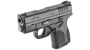 """Backup Pistols 2016 Springfield Armory XD-S 3.3"""""""