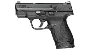Backup Pistols 2016 Smith & Wesson M&P9 Shield