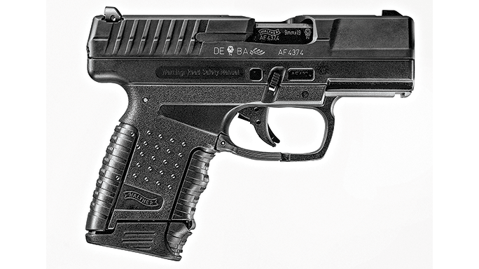 Backup Pistols 2016 Walther PPS
