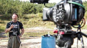 DVD Review Gunfighting Pat McNamara camera