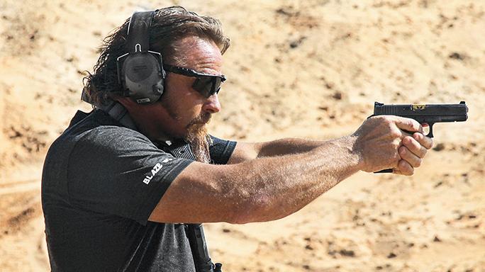 DVD Review Gunfighting Pat McNamara pistol