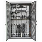 Gun Lockers TSI Universal Weapon Cabinets
