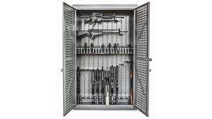 Gun Lockers TSI Universal Weapon Cabinets