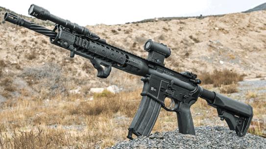 LWRCI IC-DI Rifle test lead