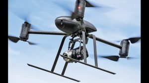 UAVS Law Enforcement Draganfly X-6