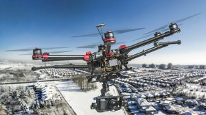 Drones in the Sky: 3 UAVs For Law Enforcement To Consider