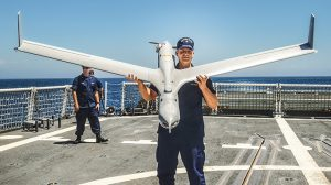 UAVS Law Enforcement USCG UAV
