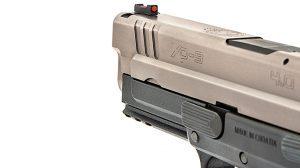 "Test Springfields 9mm XD Mod.2 4"" Service Model Pistol front"