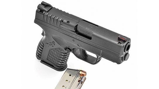 Springfield Armory .40-Caliber XD-S Pistol first look