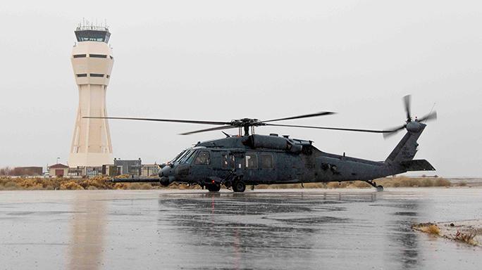 HH-60G Pave Hawk Edwards Air Force Base 2016
