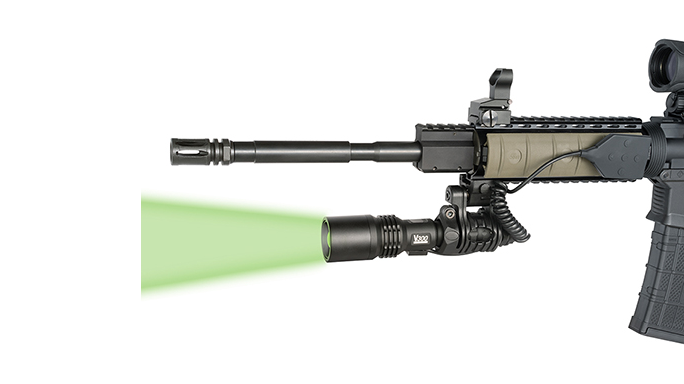 Viridian Illuminator Series Weapon-Mounted LED