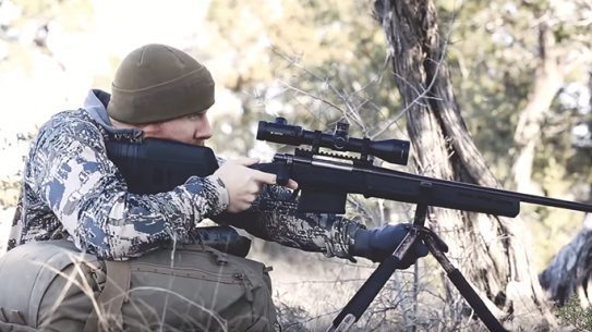 The Magpul Hunter 700 LA Stock field