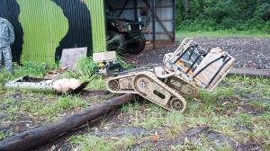 25th Infantry Division Robotics Battlefield