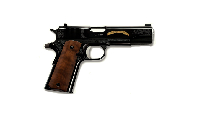 Remington Model 1911 R1 200th Anniversary Limited Edition