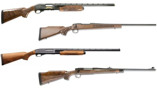 Remington Releases 8 Firearms To Celebrate 200th Anniversary