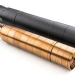 Rugged Suppressors' Obsidian 45 Pistol Suppressor duo