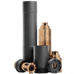 Rugged Suppressors' Obsidian 45 Pistol Suppressor solo
