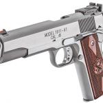 Springfield 1911 Range Officer Stainless Steel Pistol .45 ACP