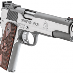 Springfield 1911 Range Officer Stainless Steel Pistol 9mm