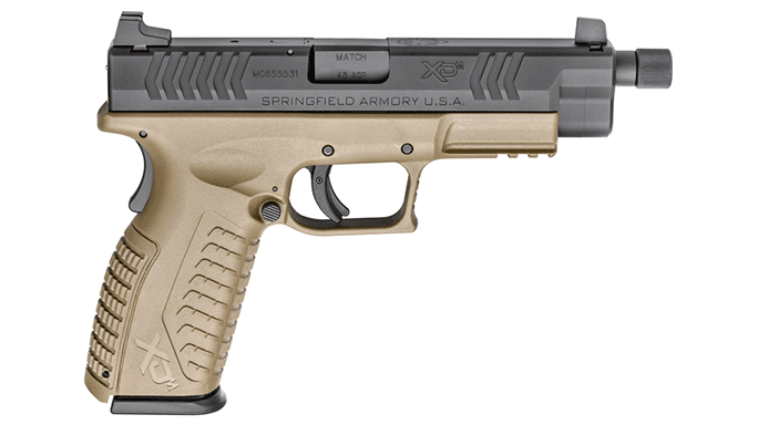 Springfield Suppressor-Ready XD(M) Handgun .45 ACP