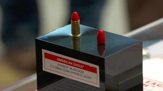 Federal American Eagle Syntech Range Ammo SHOT Show 2016