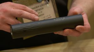 Gemtech Tracker Sound Suppressor SHOT Show 2016