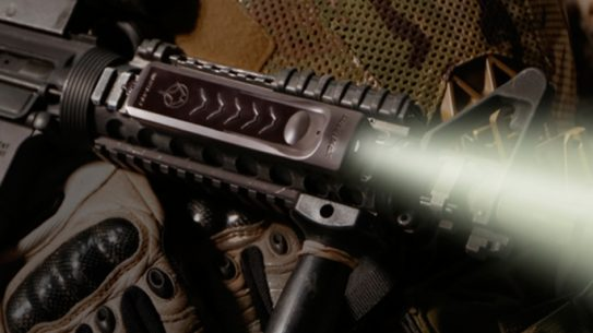 LaserMax Snap-On Manta-Ray Weapon Light SHOT Show 2016